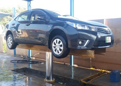 Car Wash Lifts